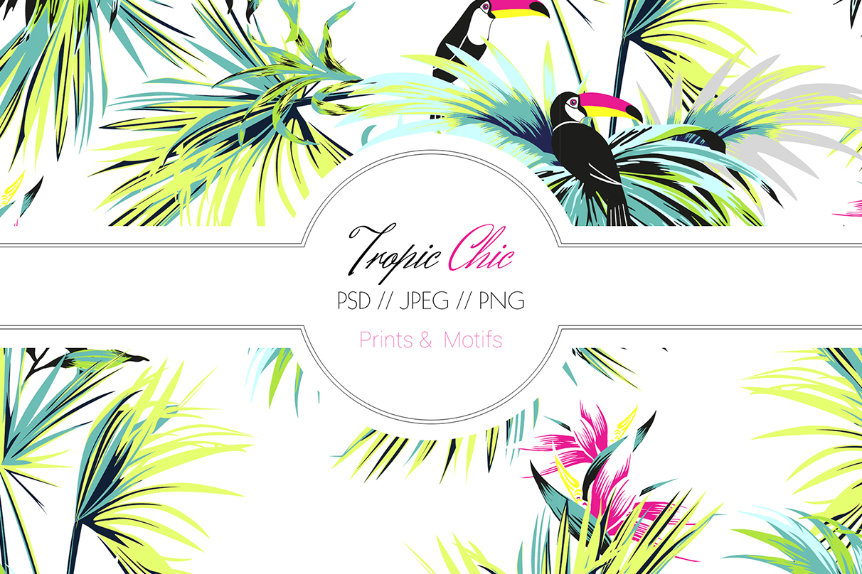 Tropic Chic example image 3