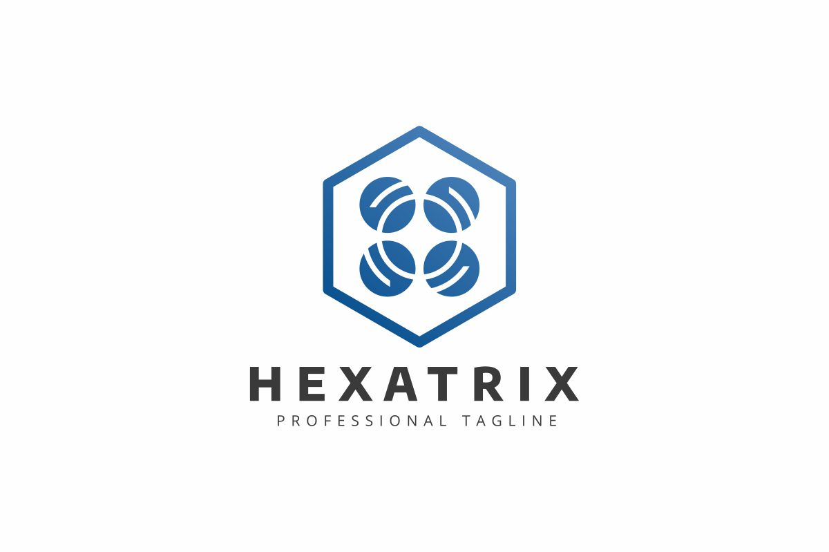 Hexagon Logo example image 1