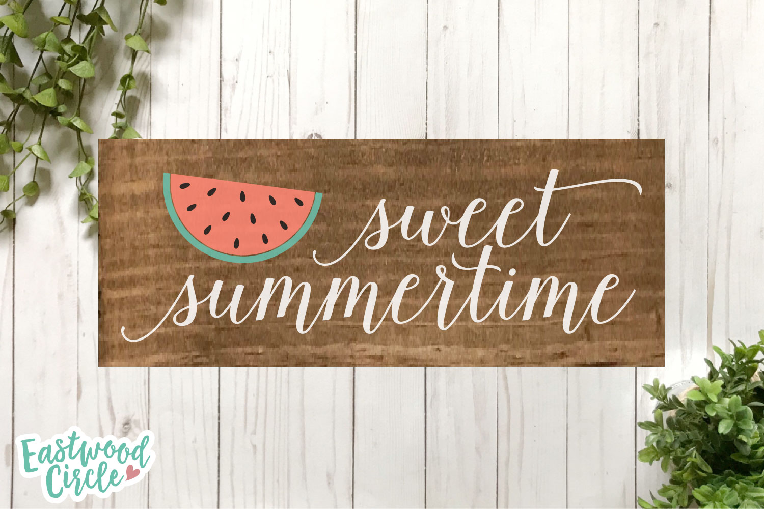 Summer SVG Bundle - Cut Files for Signs example image 9