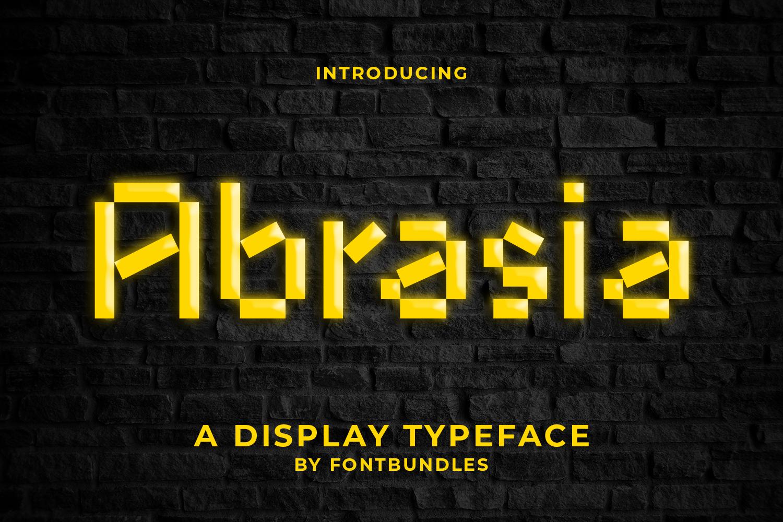 Abrasia example image 1