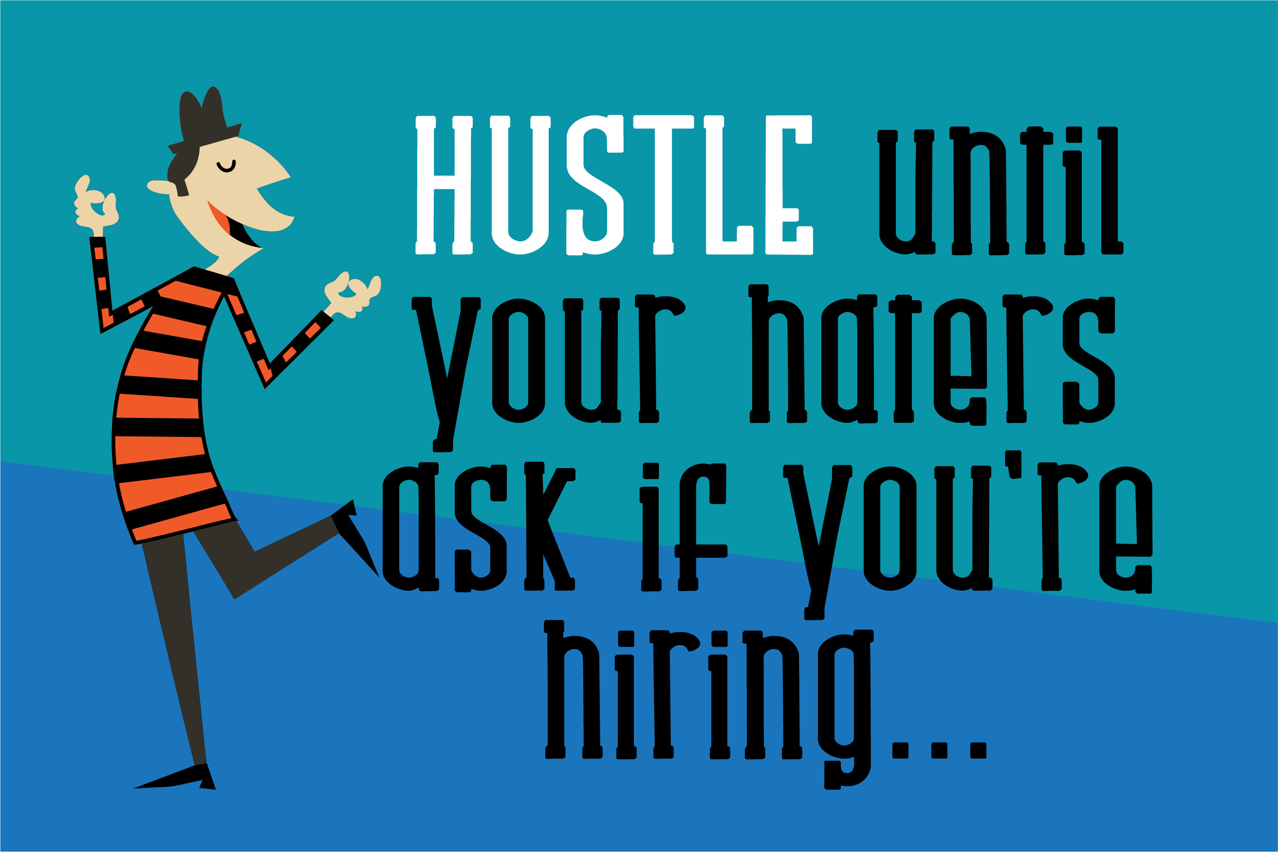 ZP Hustle Timely example image 2