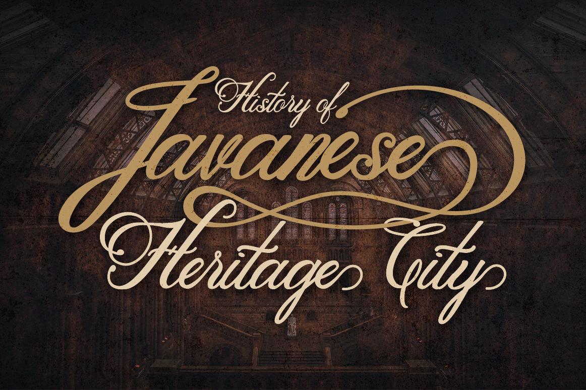 Metalurdo Calligraphy Font example image 6