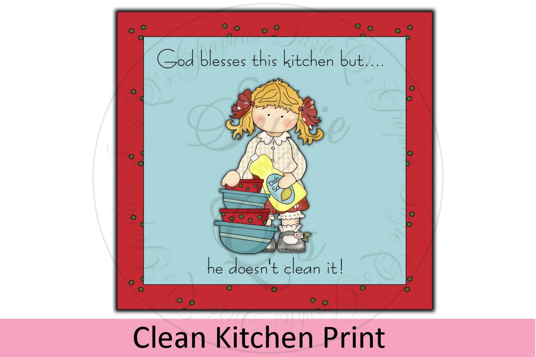 Kitchen Print example image 1