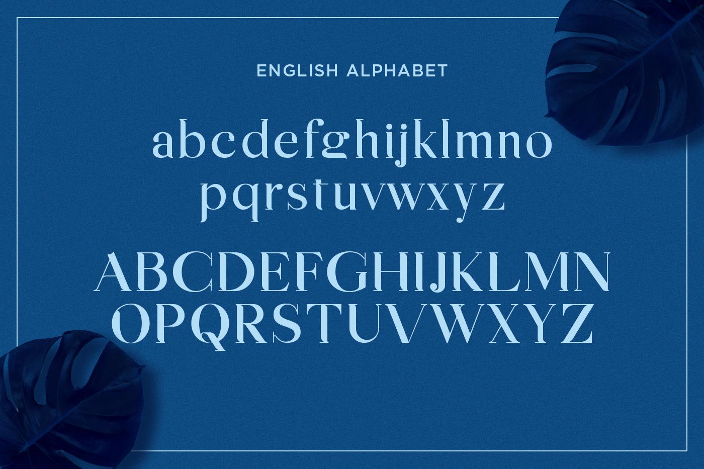 Geovani | Modern Font example image 6