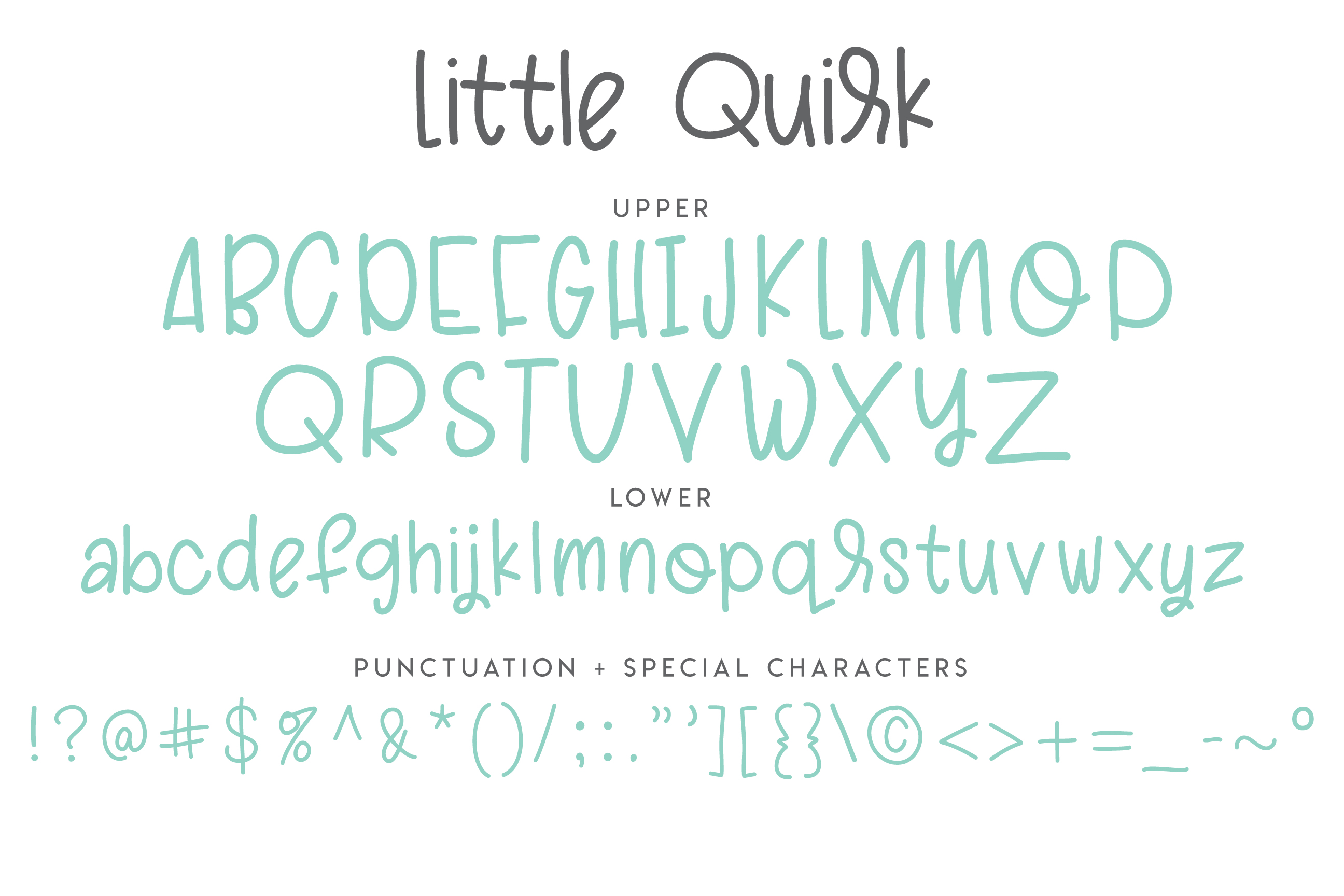 Little Quirk example image 4