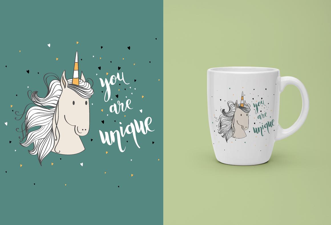 Magic Unicorns, kit example image 4