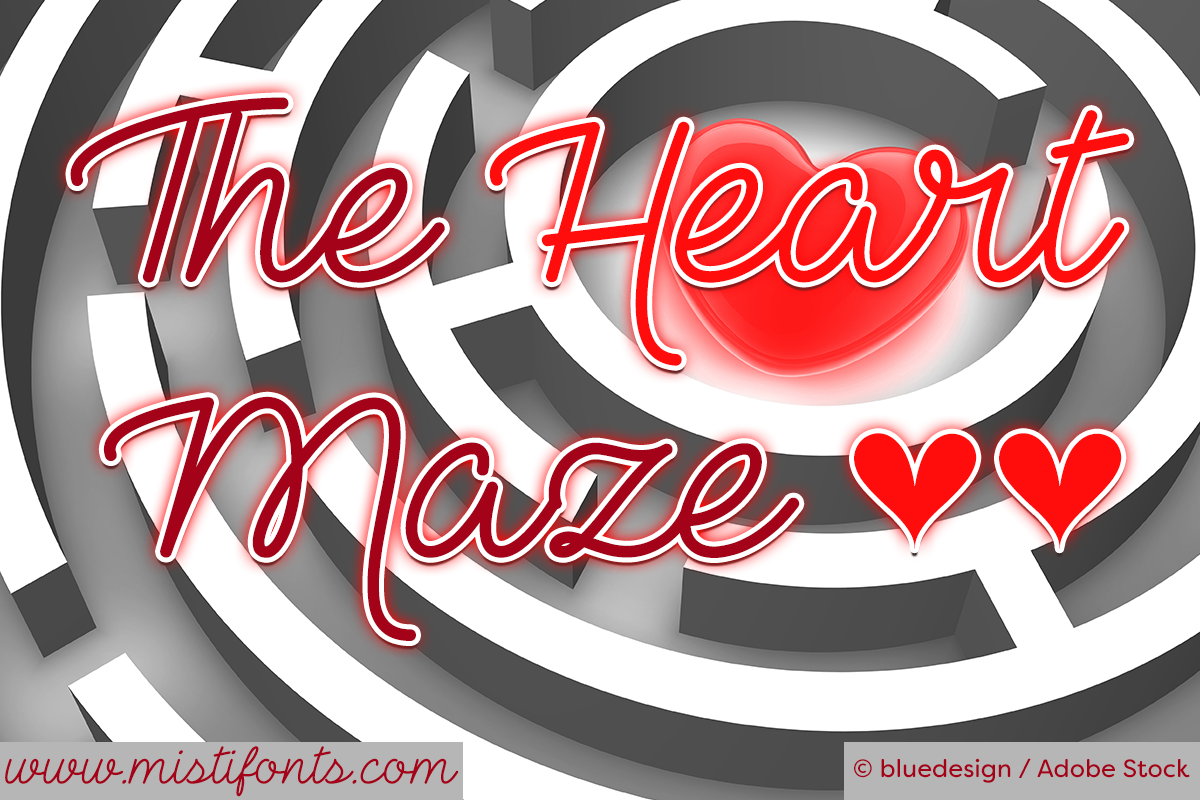 The Heart Maze example image 1