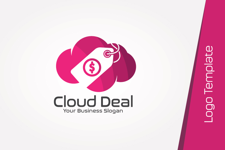 Cloud Store Logo Template example image 2