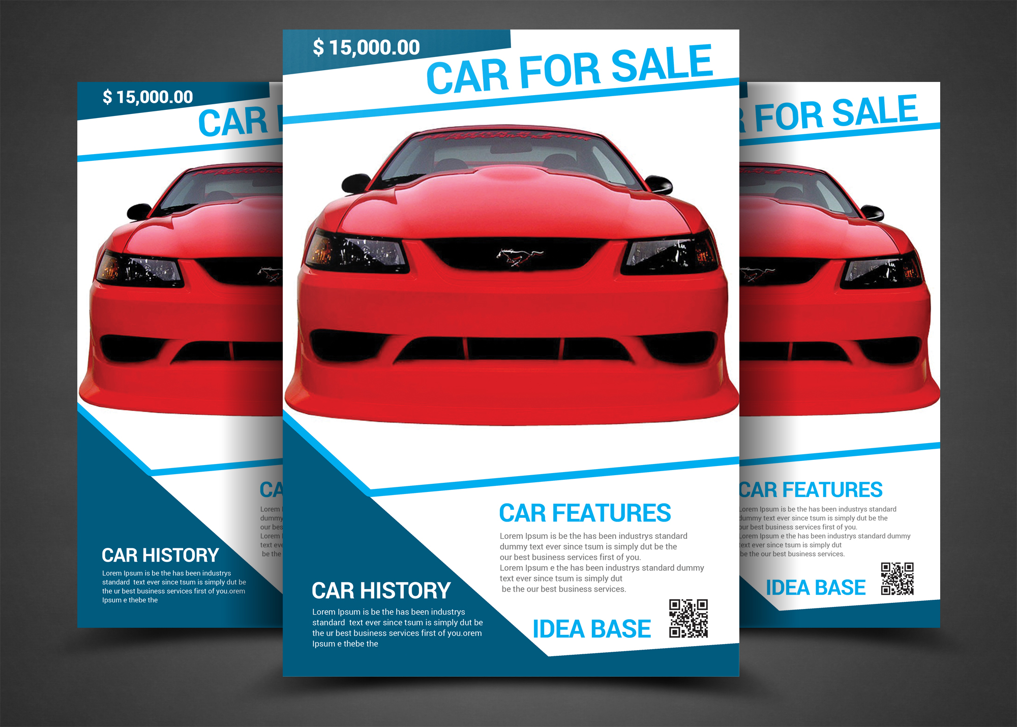 Car Bundle 7in1 Flyer example image 3