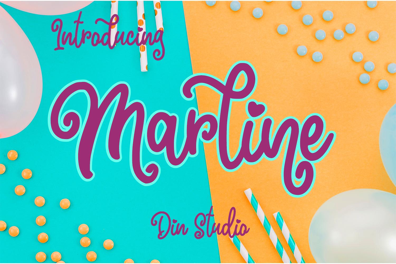 Marline Script example image 1