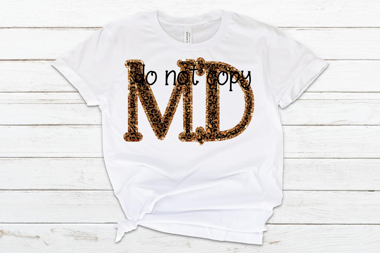 Maryland MD State Leopard Bundle example image 2