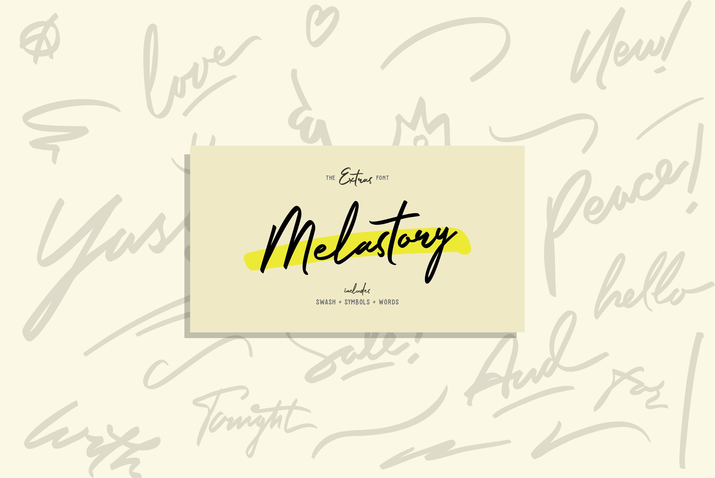 Melastory Script example image 5