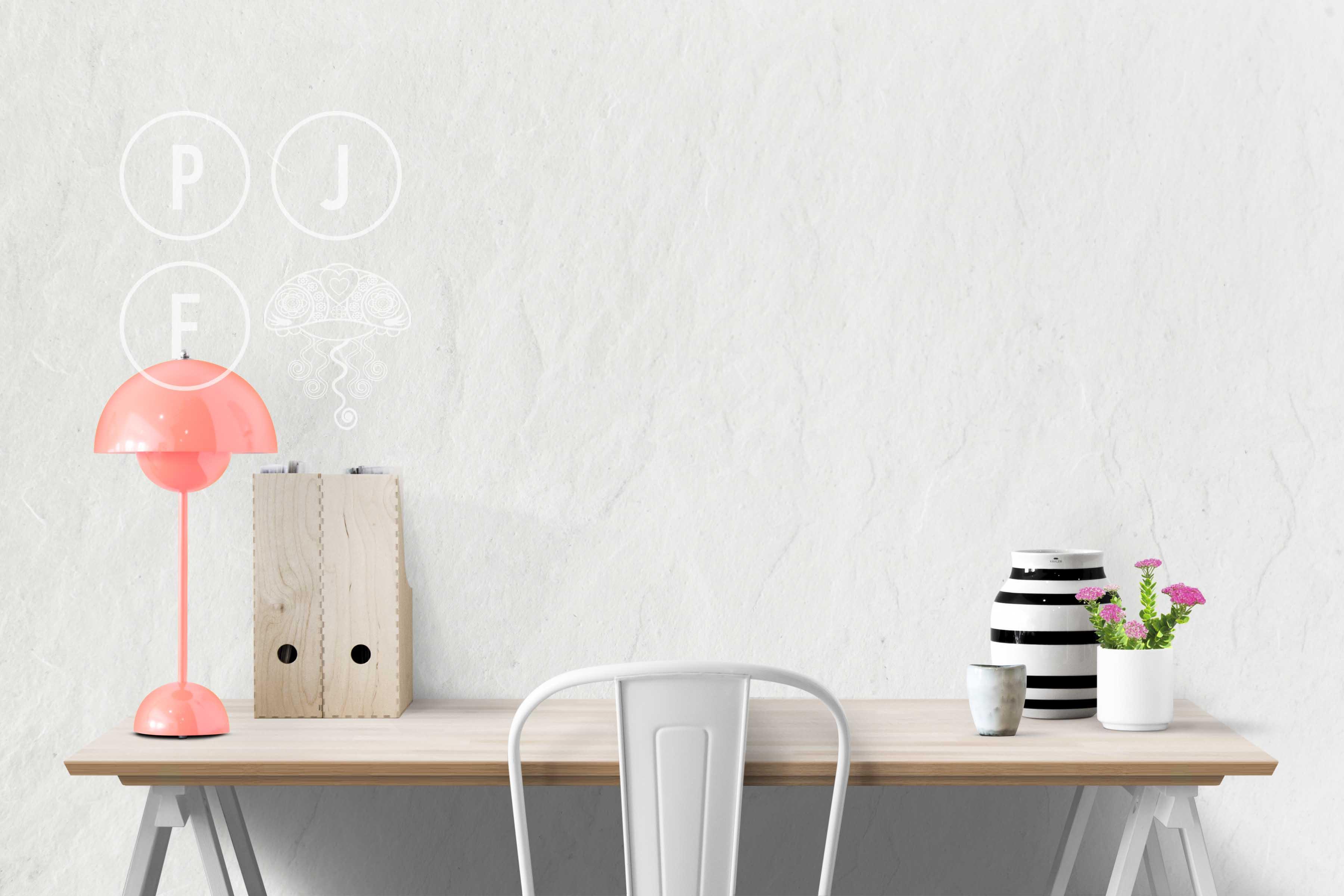 wall mockup, interior wall, desk mockup, blank wall mockup example image 3