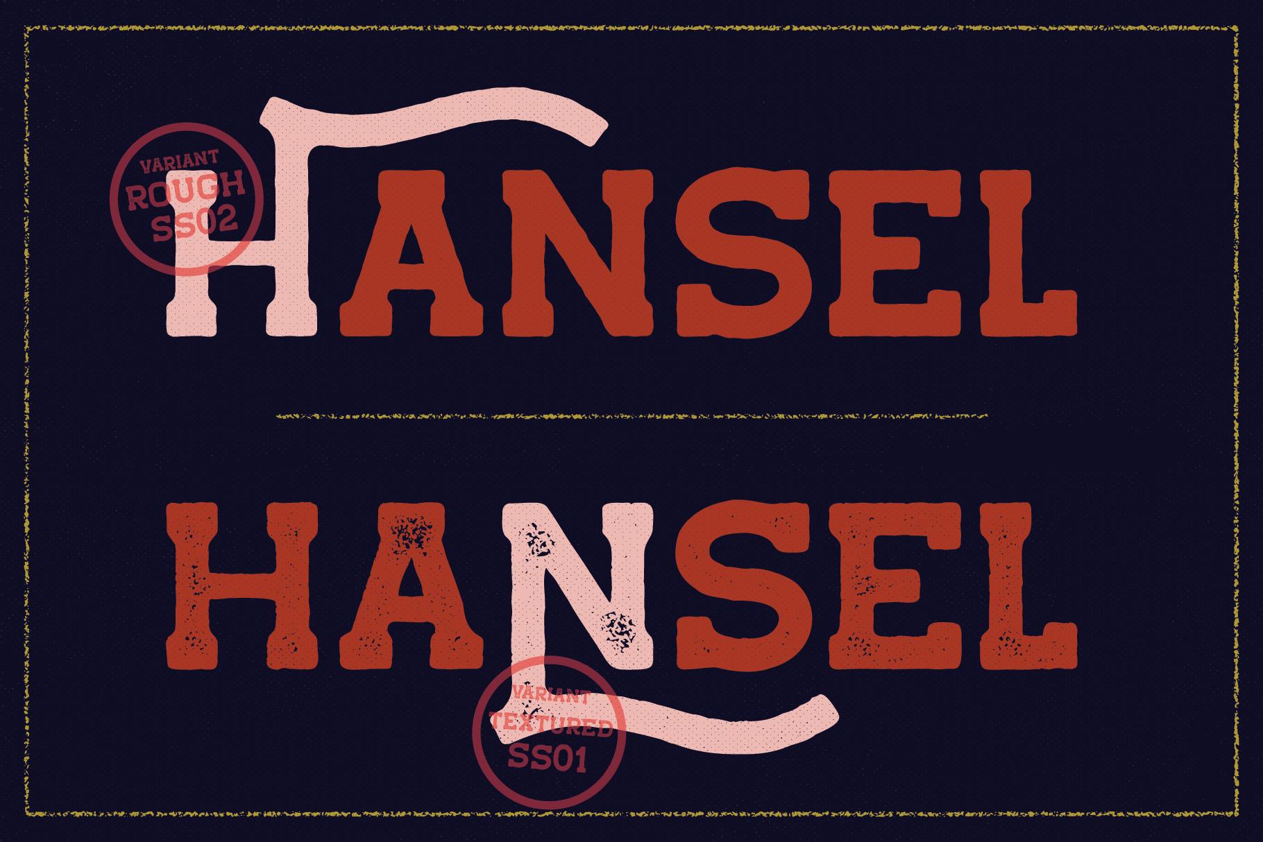 Hansel example image 3