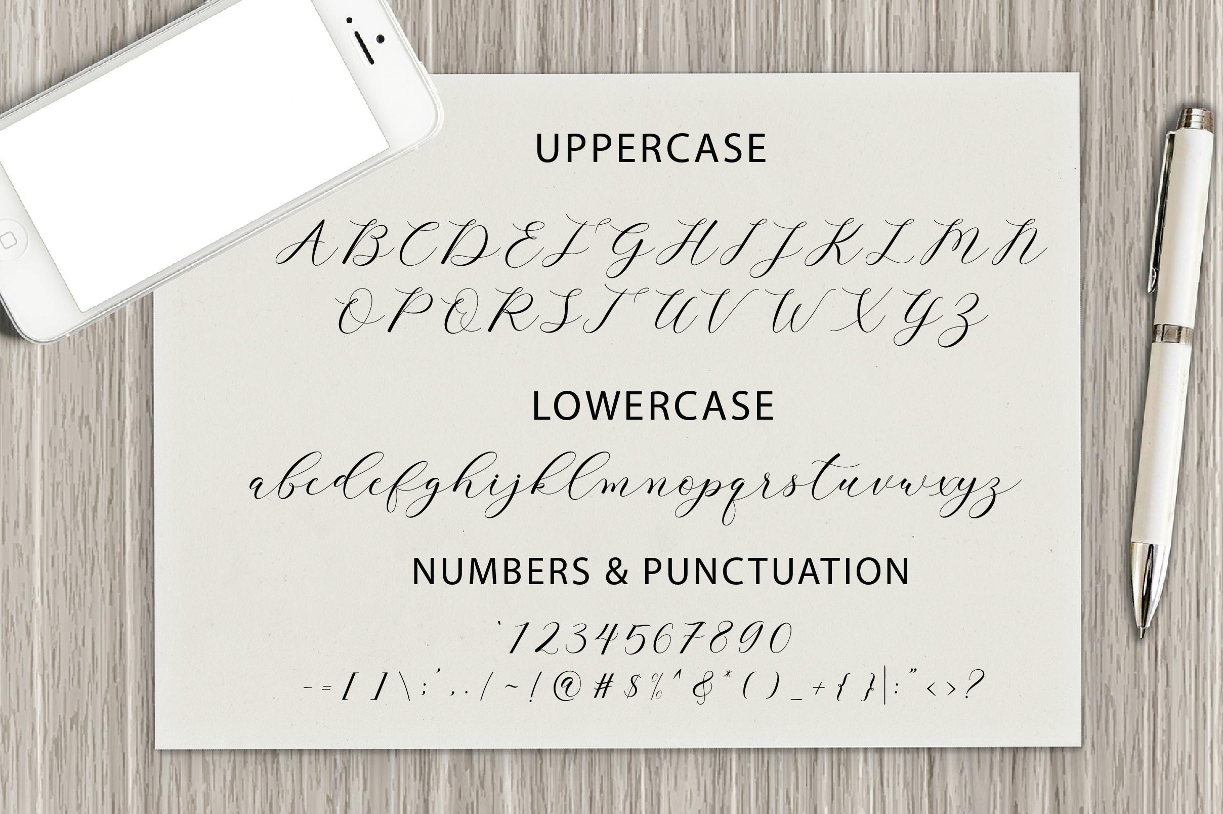 clover script example image 11