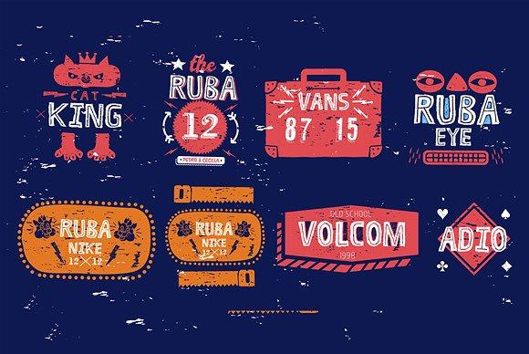 Ruba Style example image 4
