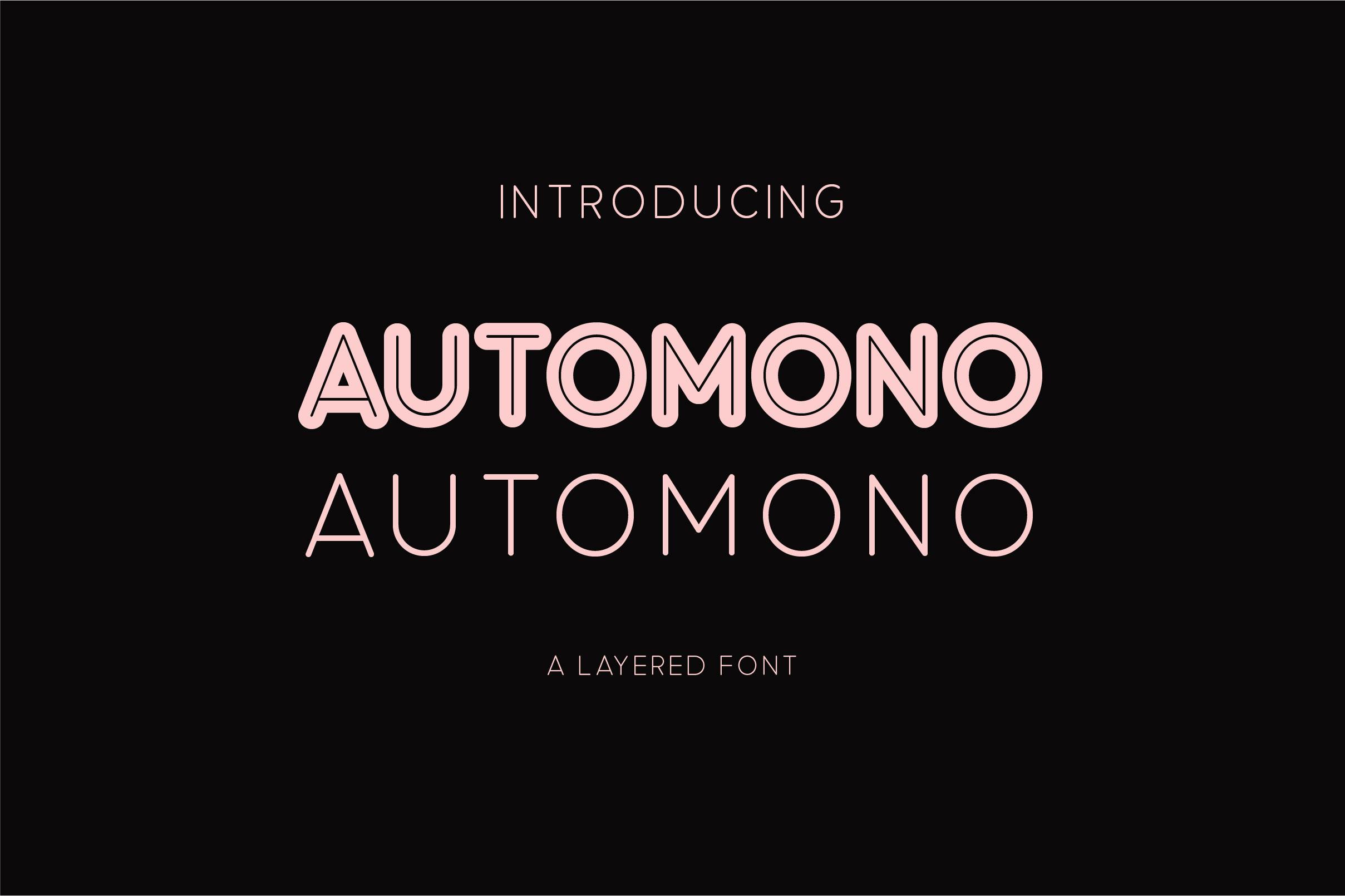 Automono example image 1