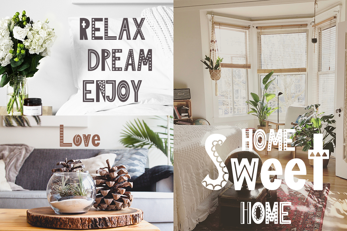 Dreamy Fjord-Scandinavian font example image 10