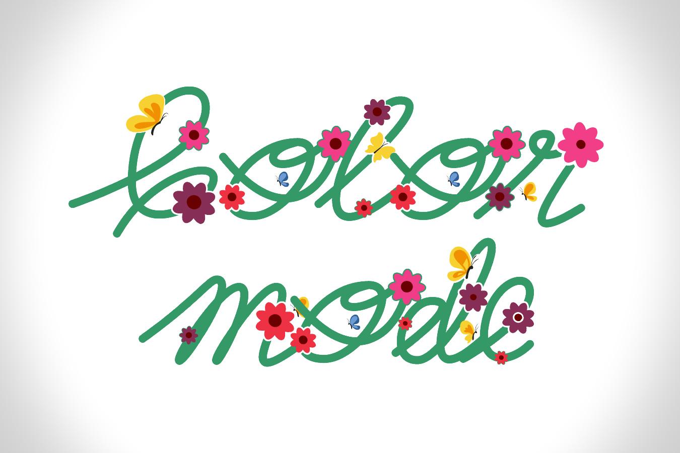 Zule Sweet Flowers example image 2