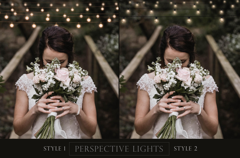 Fairy light overlays example image 5