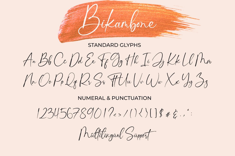 Bikambone example image 8