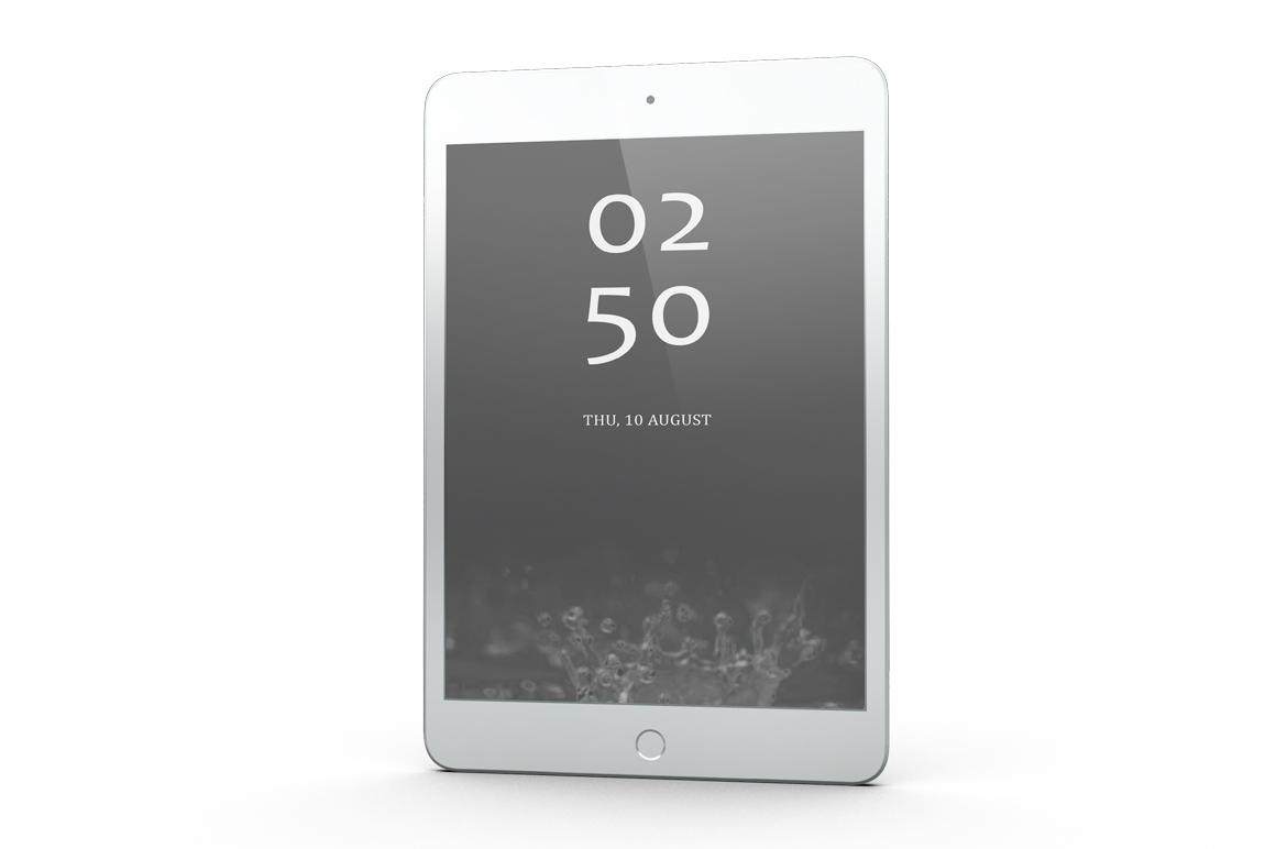 iPad Mini 4 Mock-up example image 8