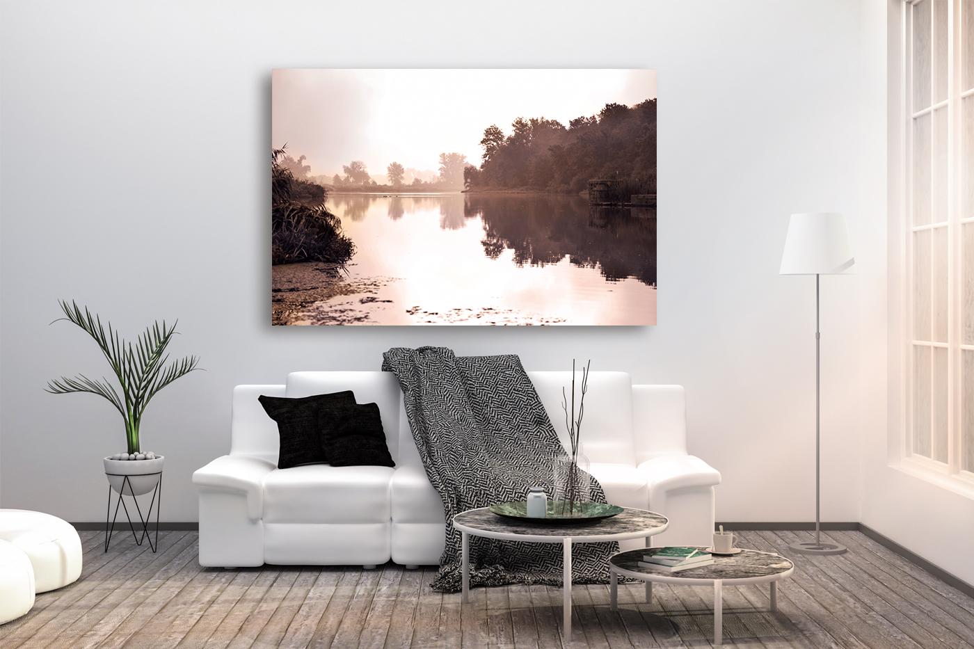 Nature photo, landscape photo, lake photo, example image 2