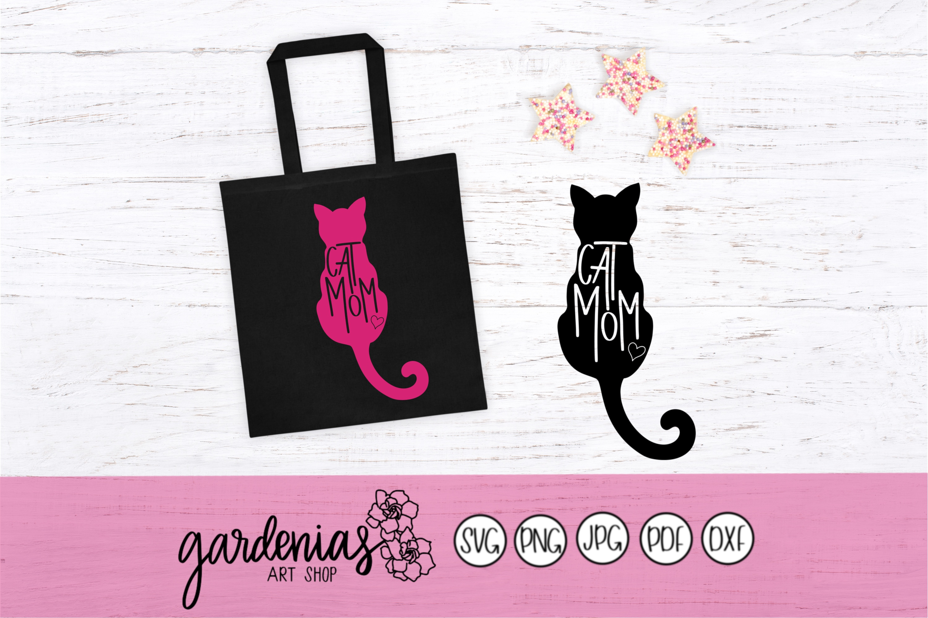 Cat Lovers Bundle example image 12