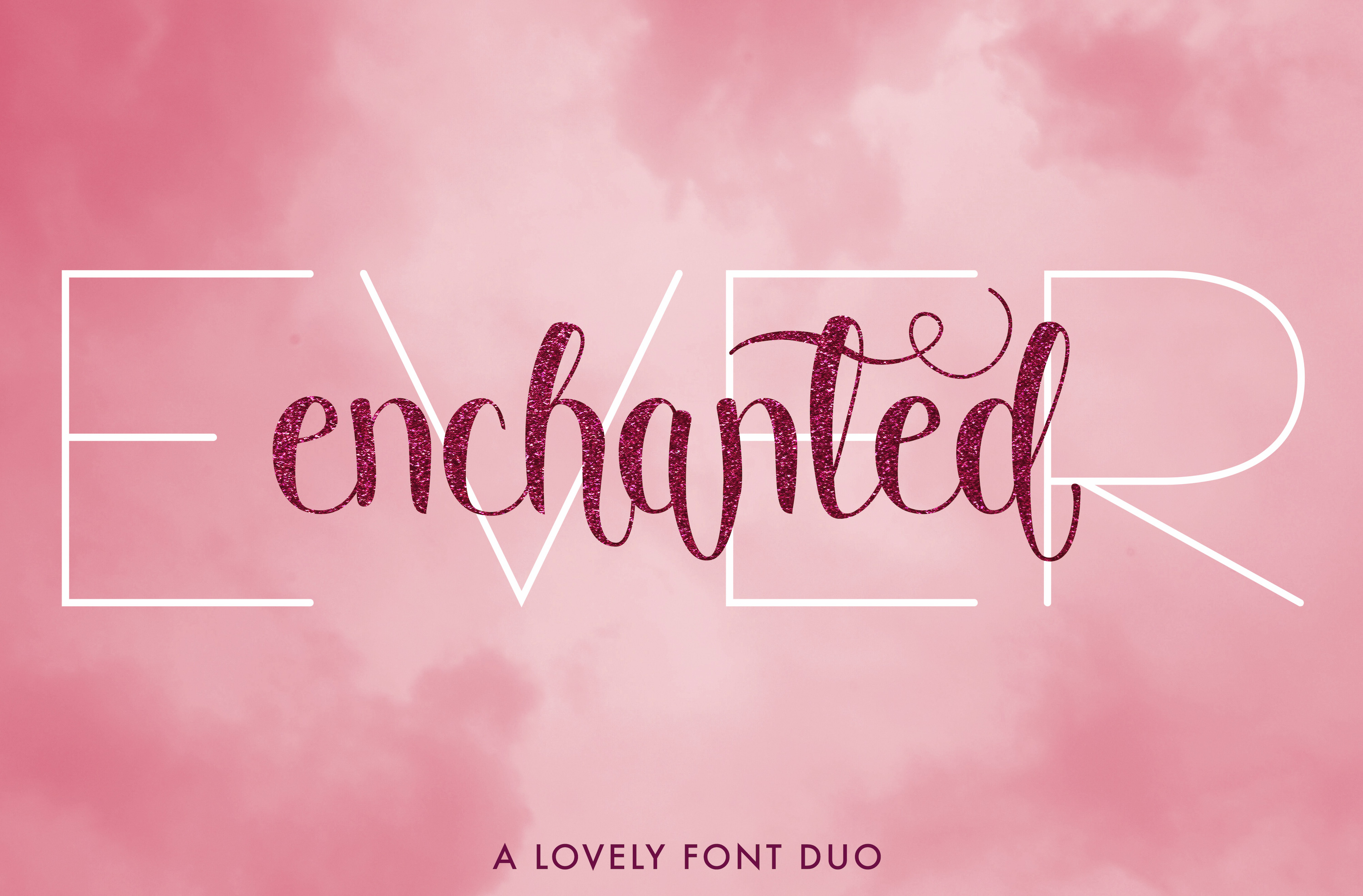Christine Teixeira Shop Font Bundle example image 2