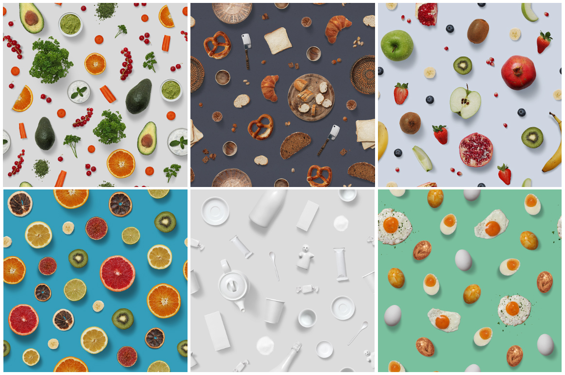 10 Food Photography Patterns example image 2