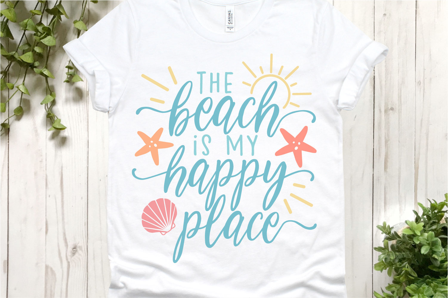 Beach SVG Bundle - Cut Files for Crafters example image 8