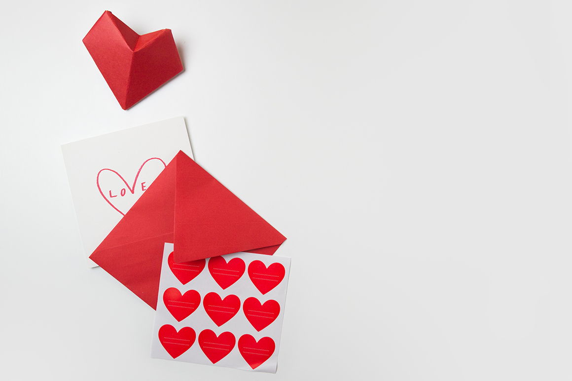 Valentine's Styled Photo Bundle - Red example image 6