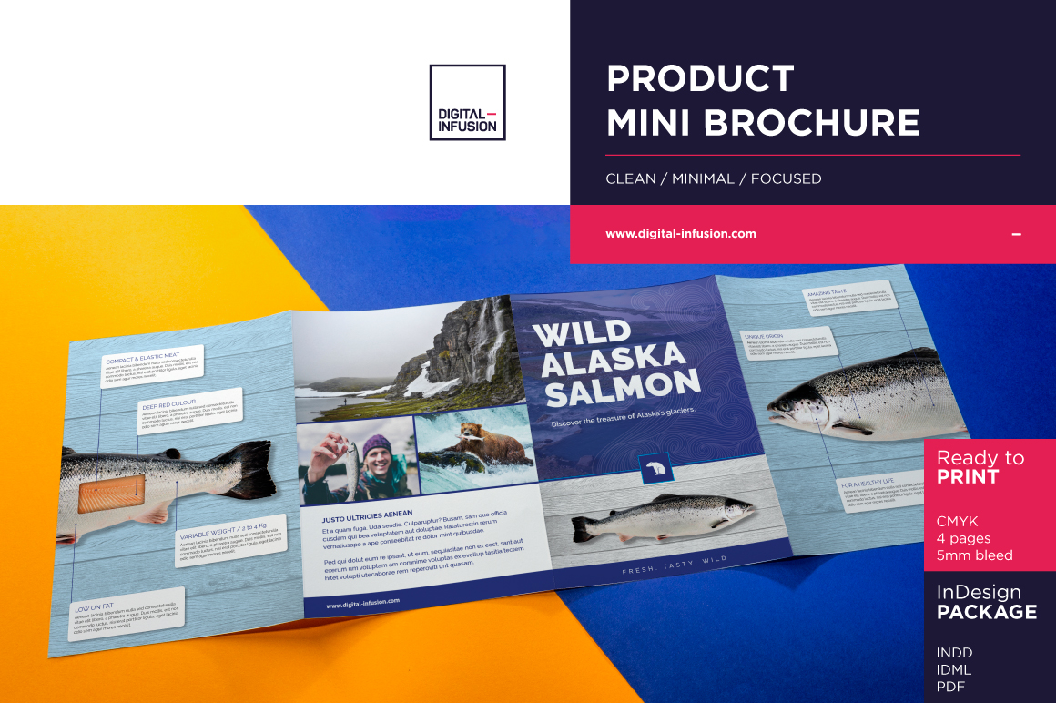 Product Mini Brochure example image 1