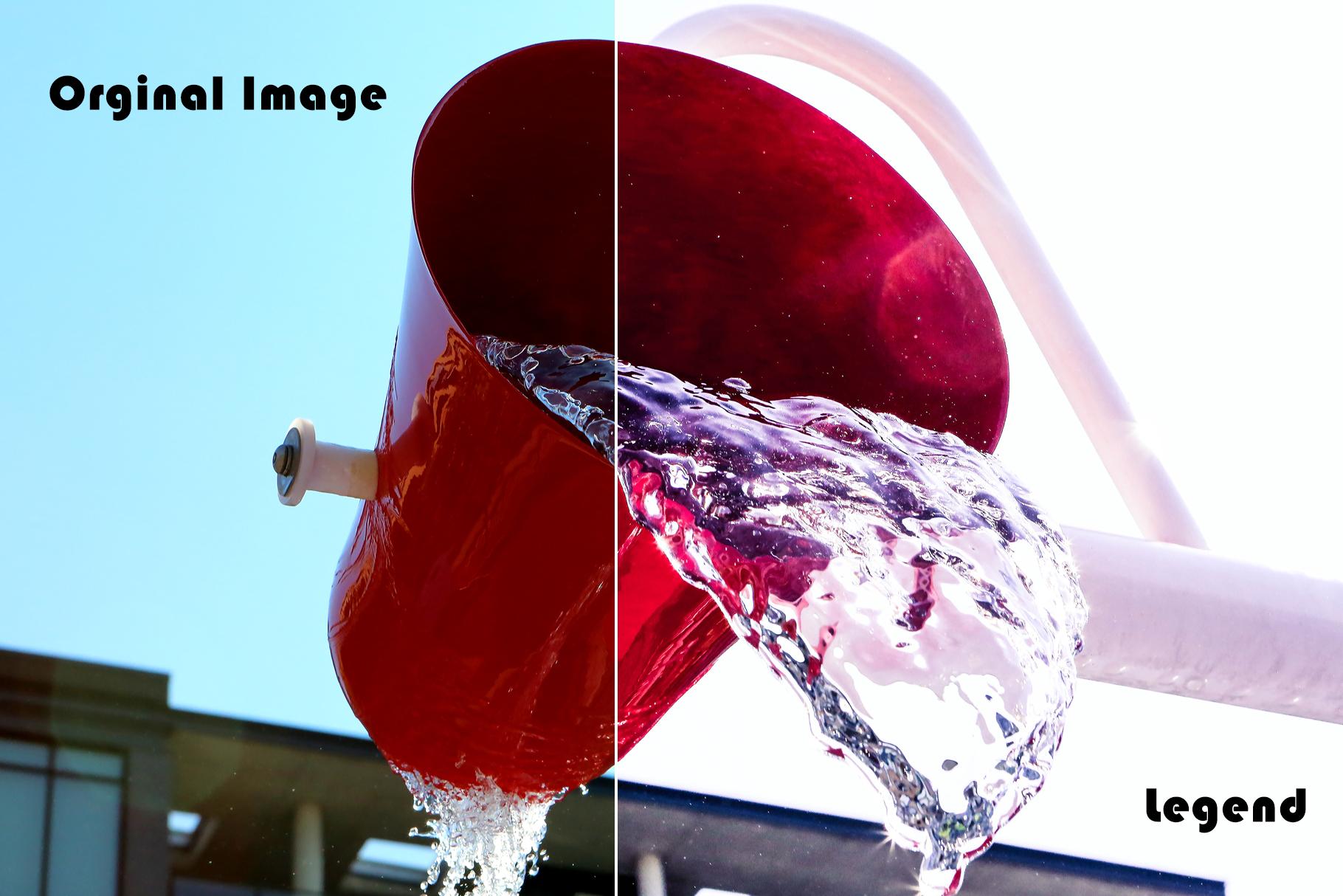 100 Legend Lightroom Presets example image 2