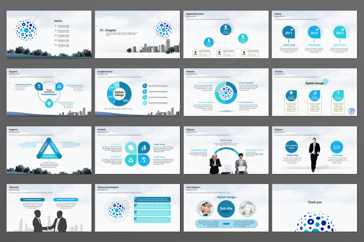Eco Business Template example image 4