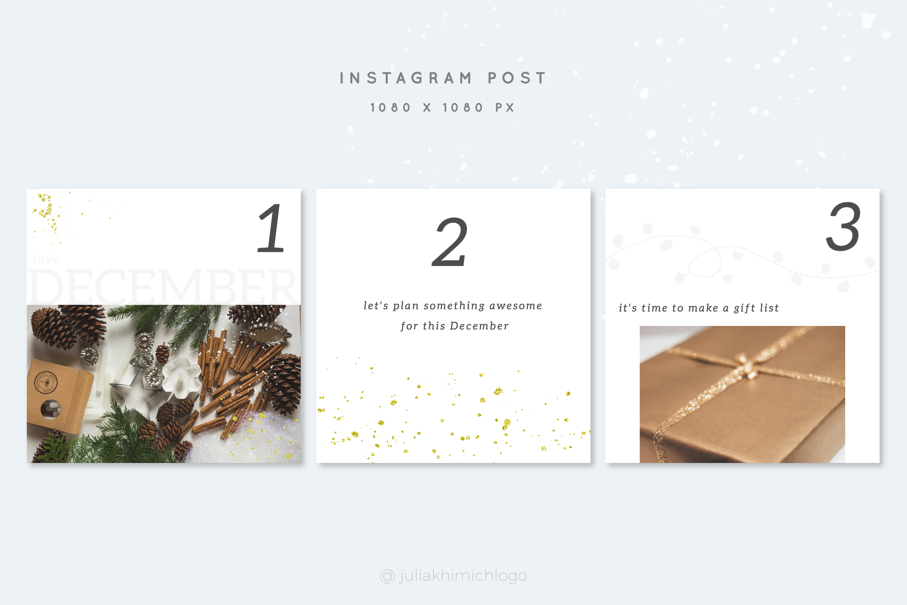 Advent Calendar for Instagram example image 3
