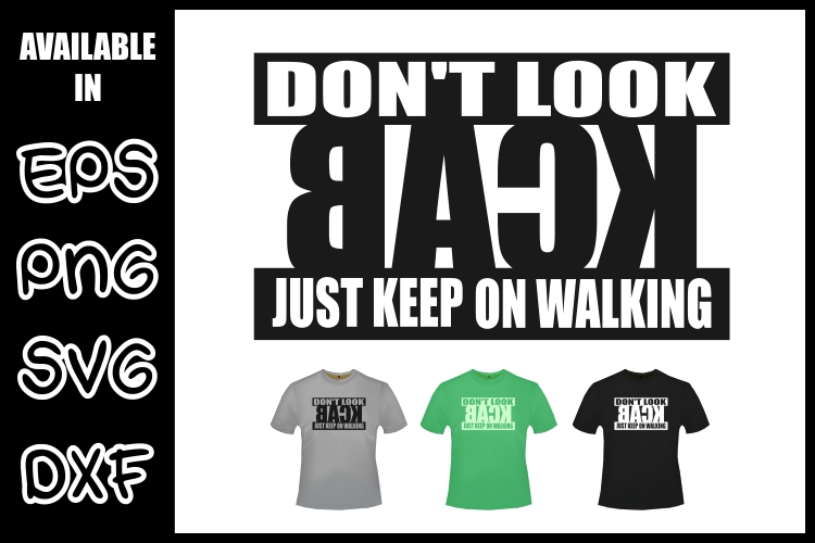 dont look back example image 1