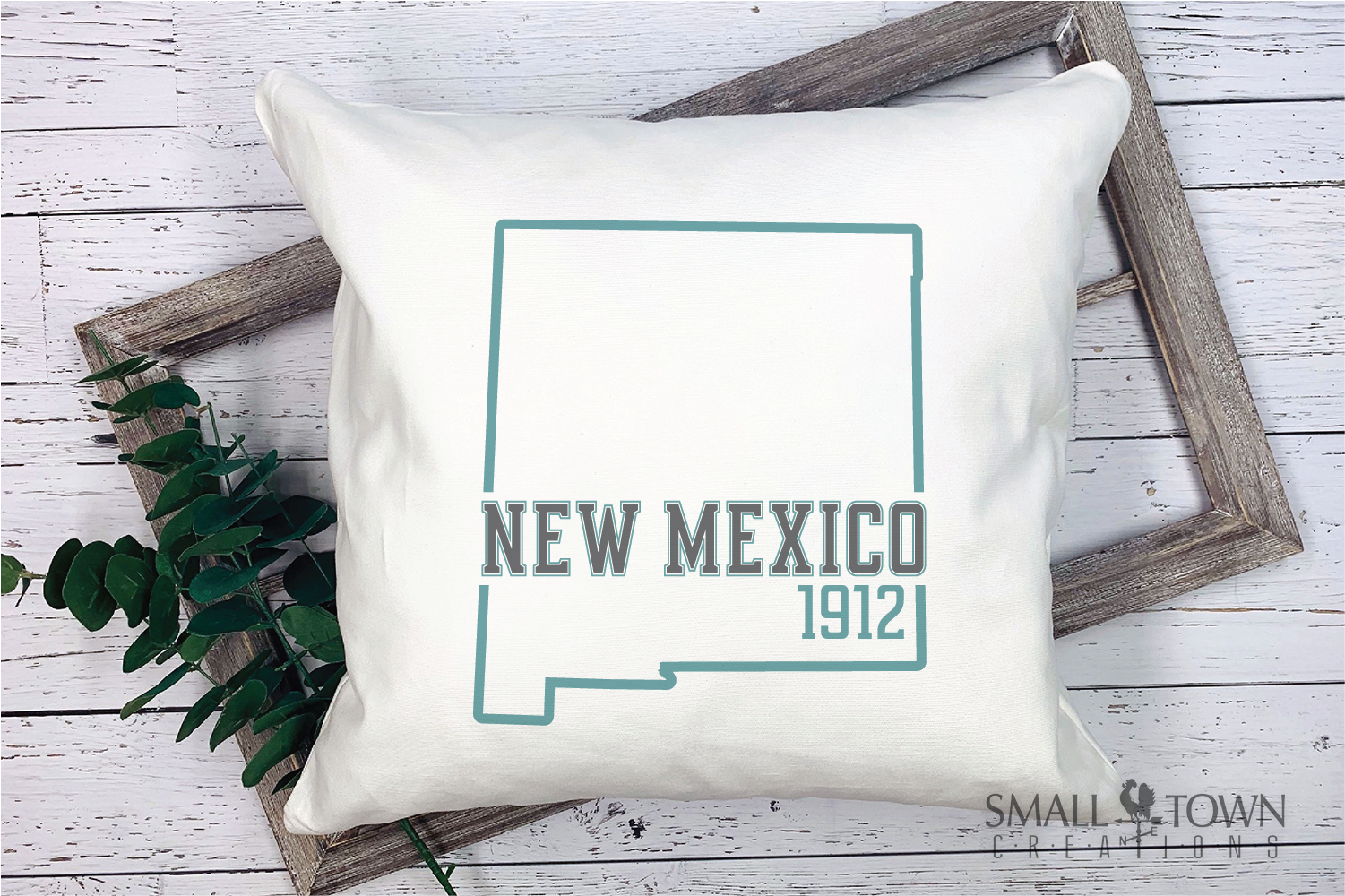 New Mexico, Sunshine State - slogan, PRINT, CUT & DESIGN example image 7