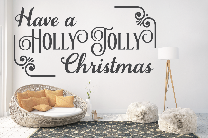 Have A Holly Jolly Christmas example image 2