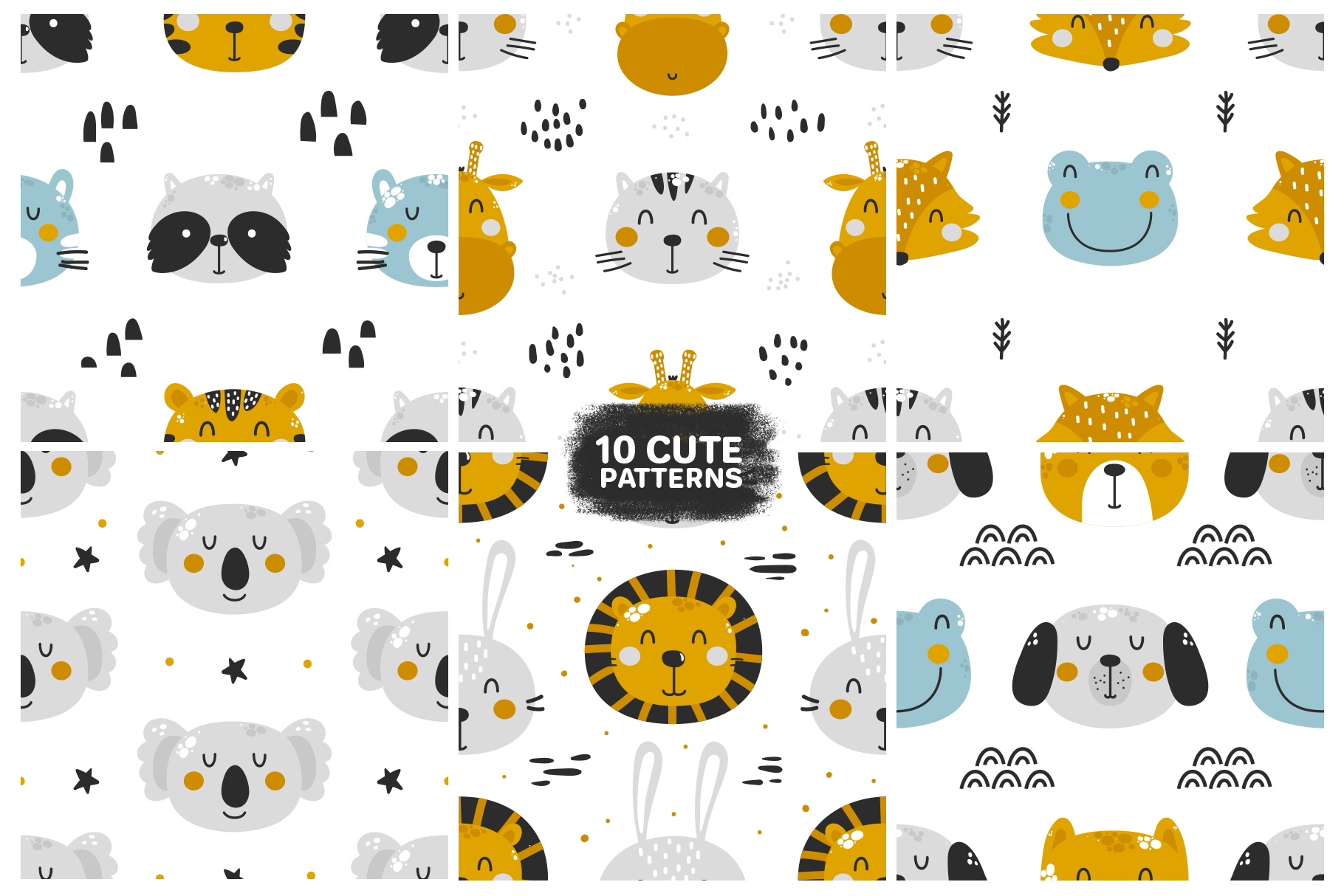 Baby patterns Bundle example image 12