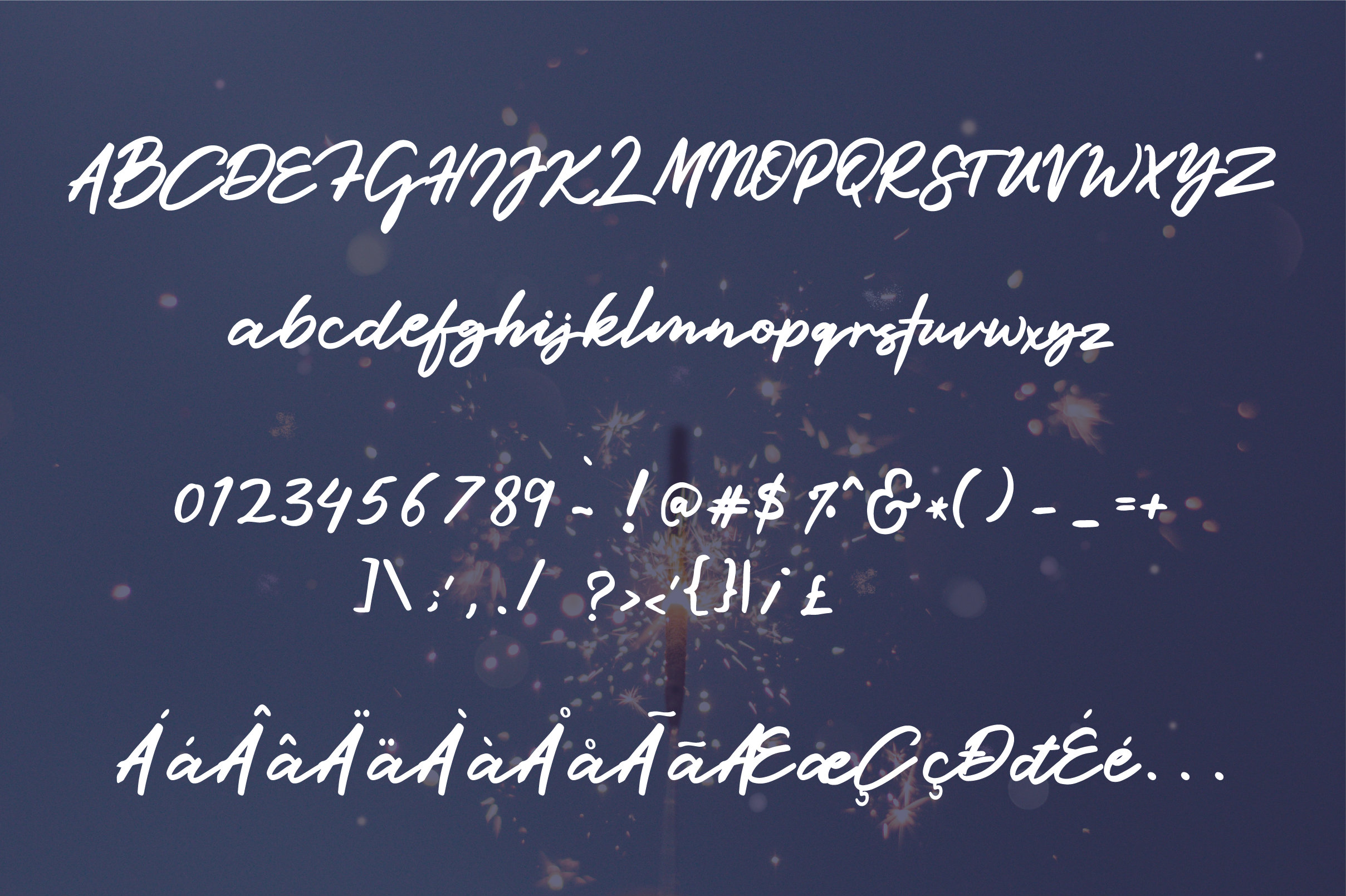 Glitter City Font Trio  Logos example image 9