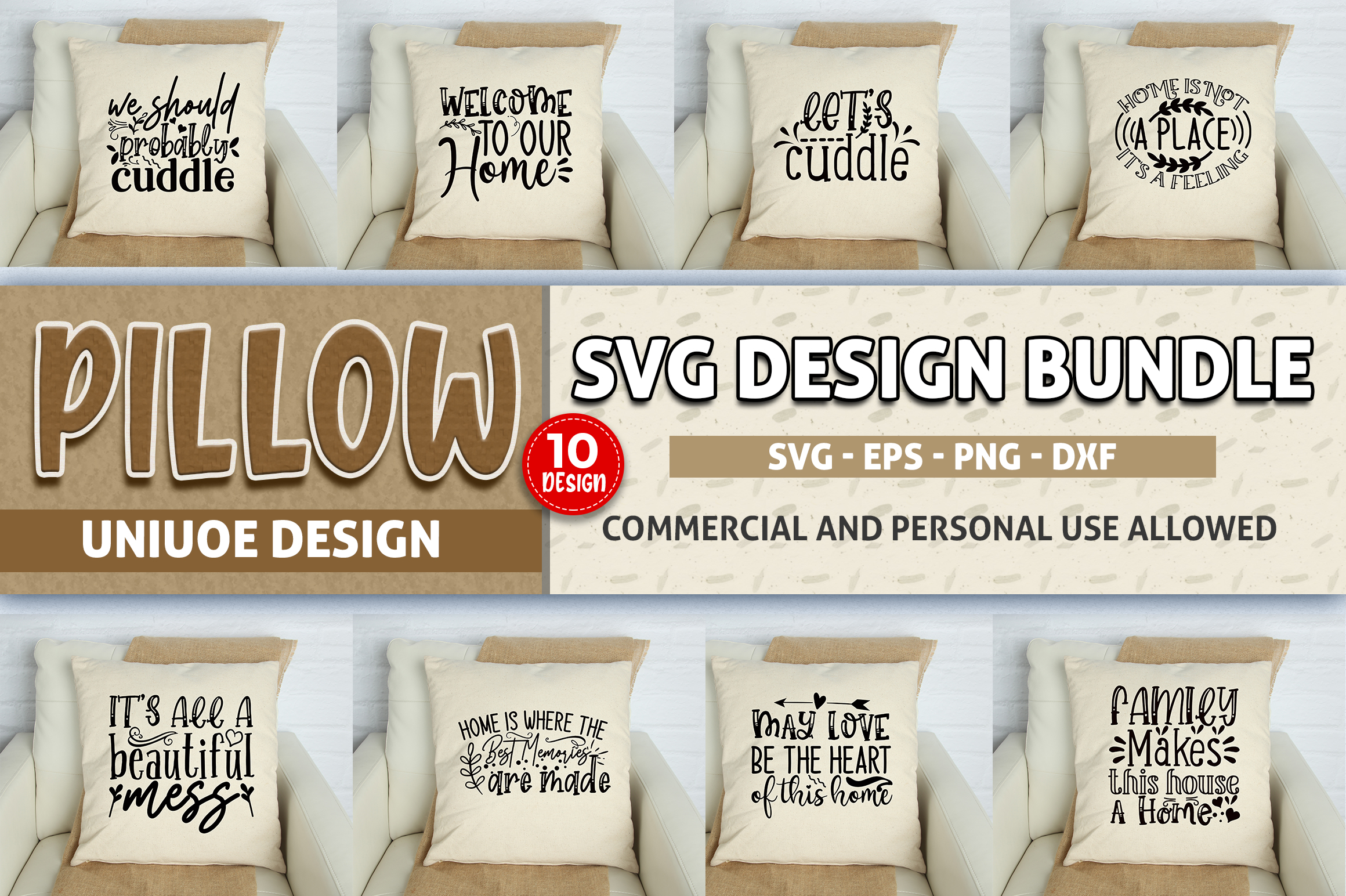 510 SVG DESIGN THE MIGHTY BUNDLE |32 DIFFERENT BUNDLES example image 7