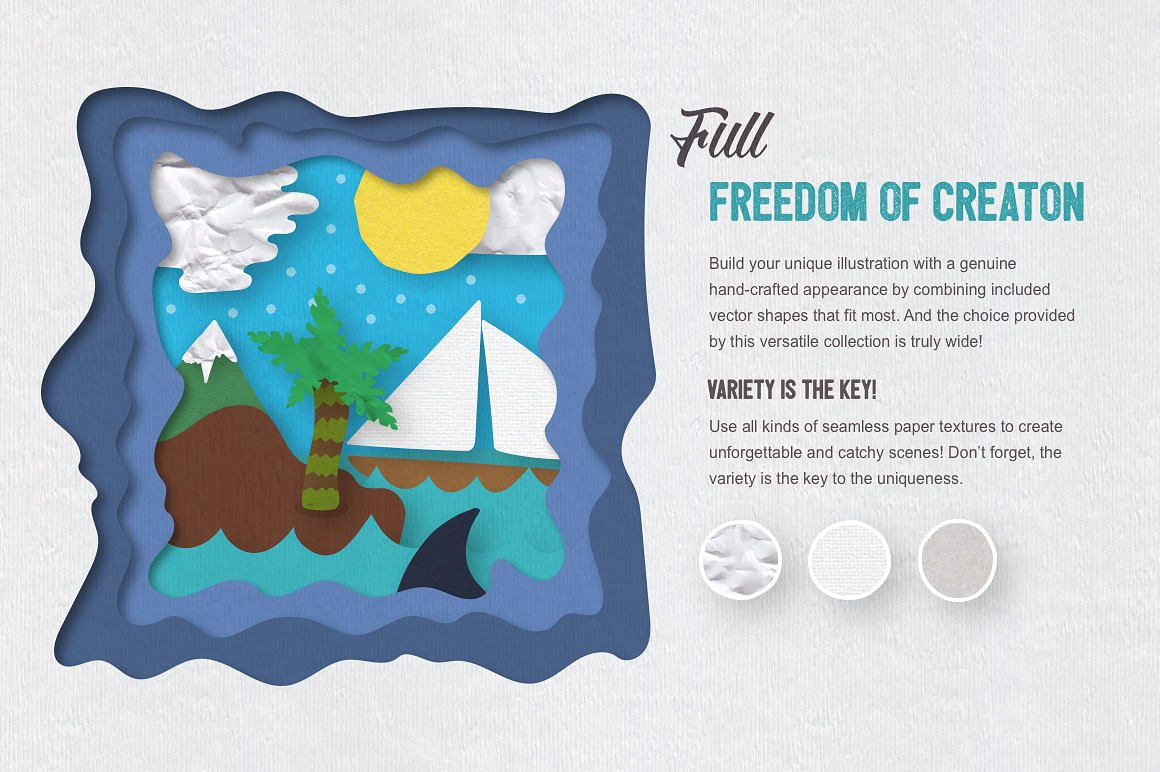Paper Kingdom For Photoshop example image 3