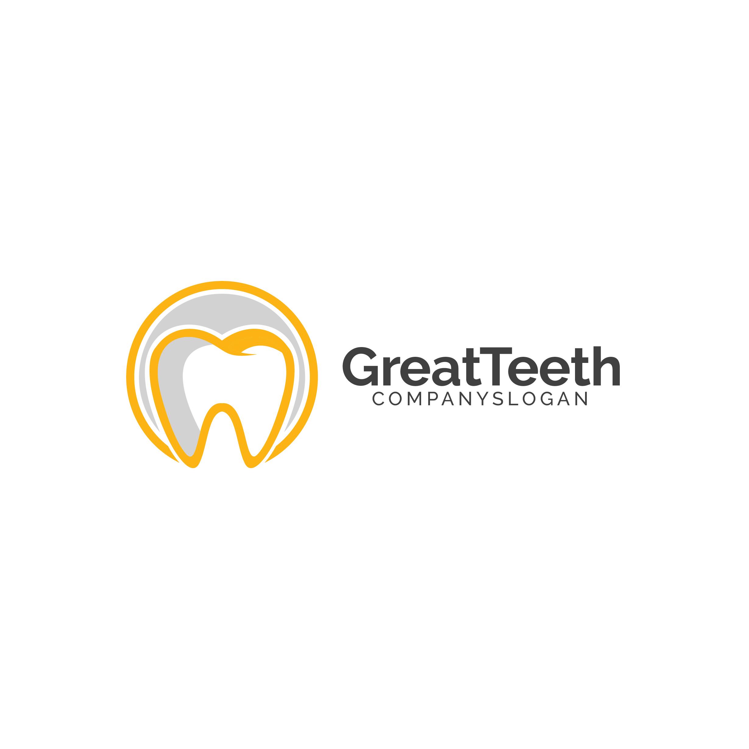 Great Teeth Dental Logo example image 8