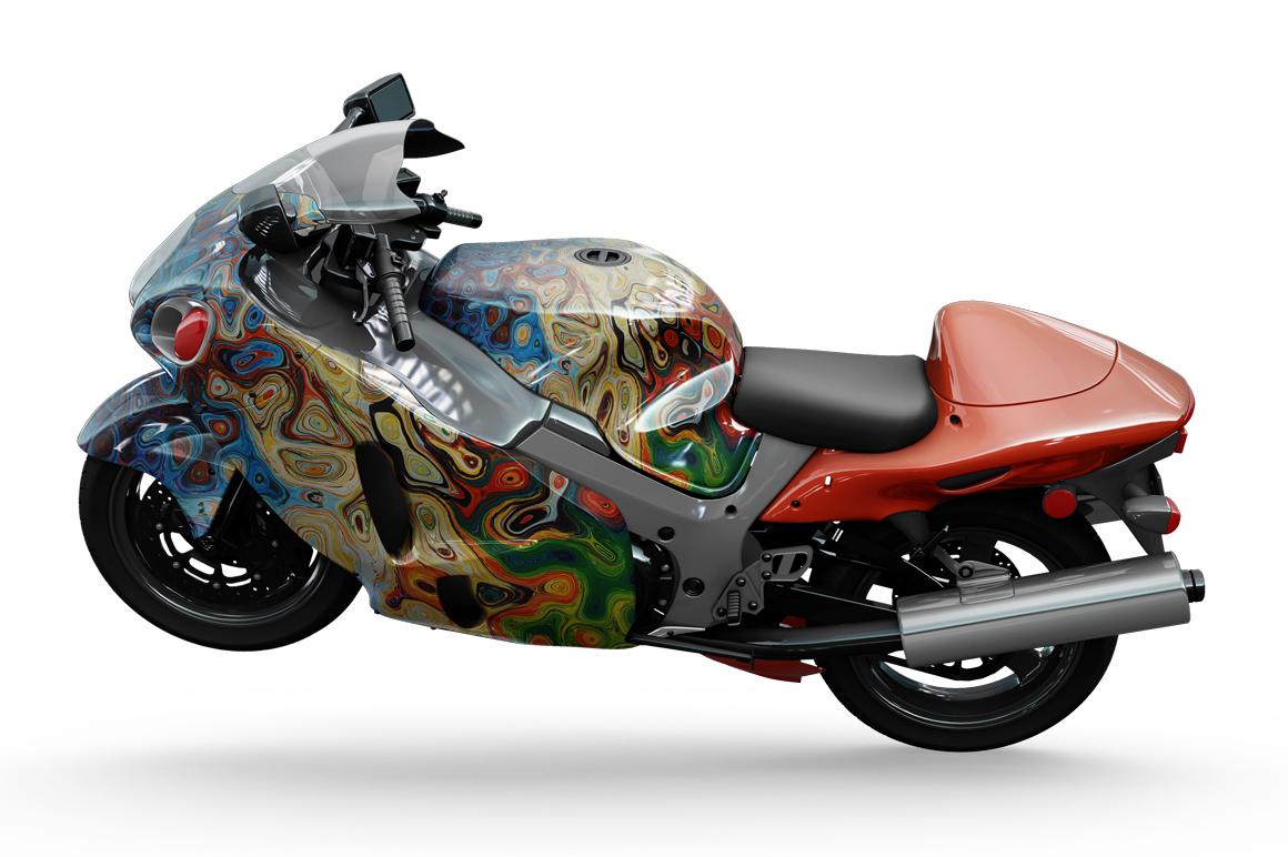 Motorcycle Mockup example image 18