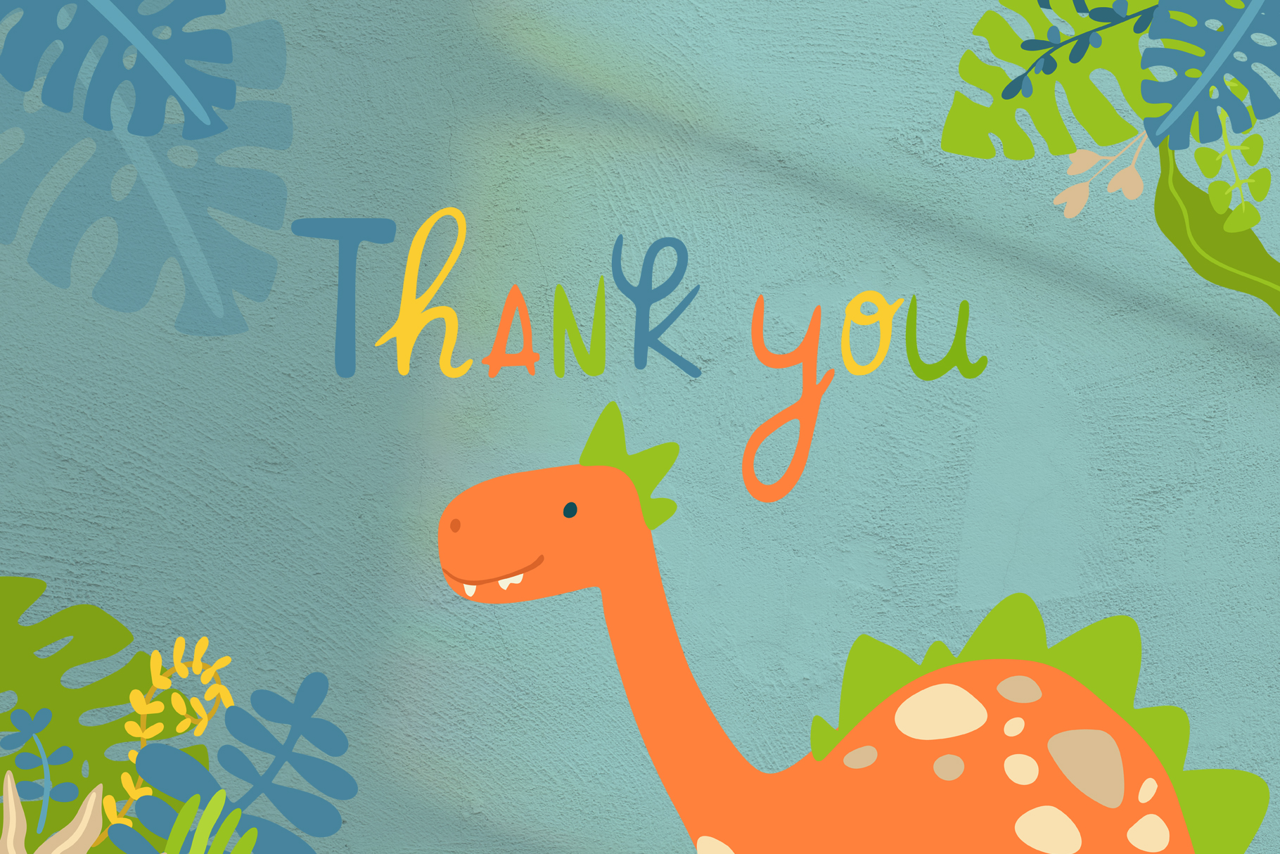 Cute Dinosaurs example image 9