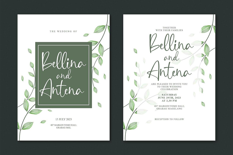 Shelina Beauty Script Font example image 2