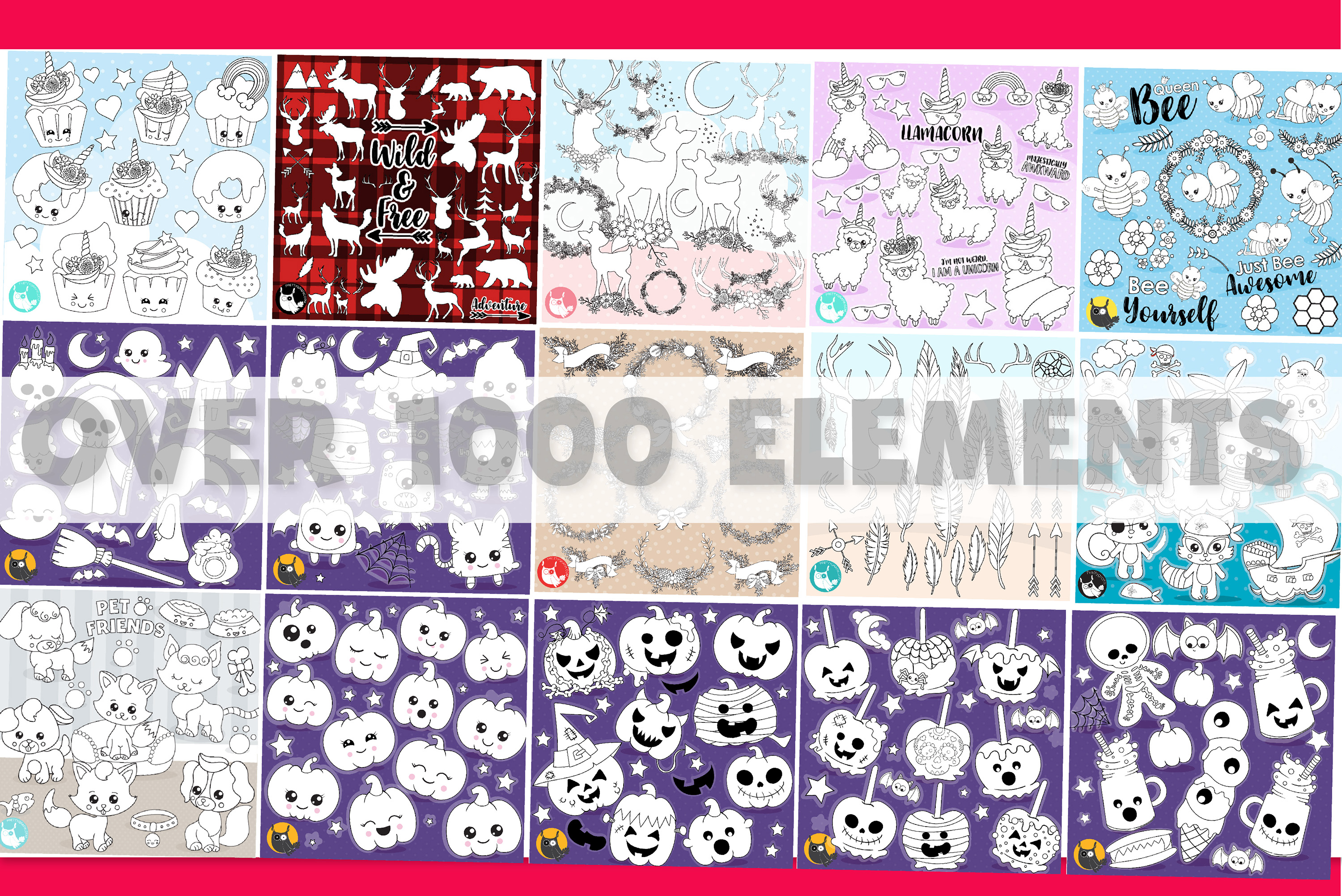 MEGA BUNDLE PART24 - 40000 in 1 Full Collection example image 2