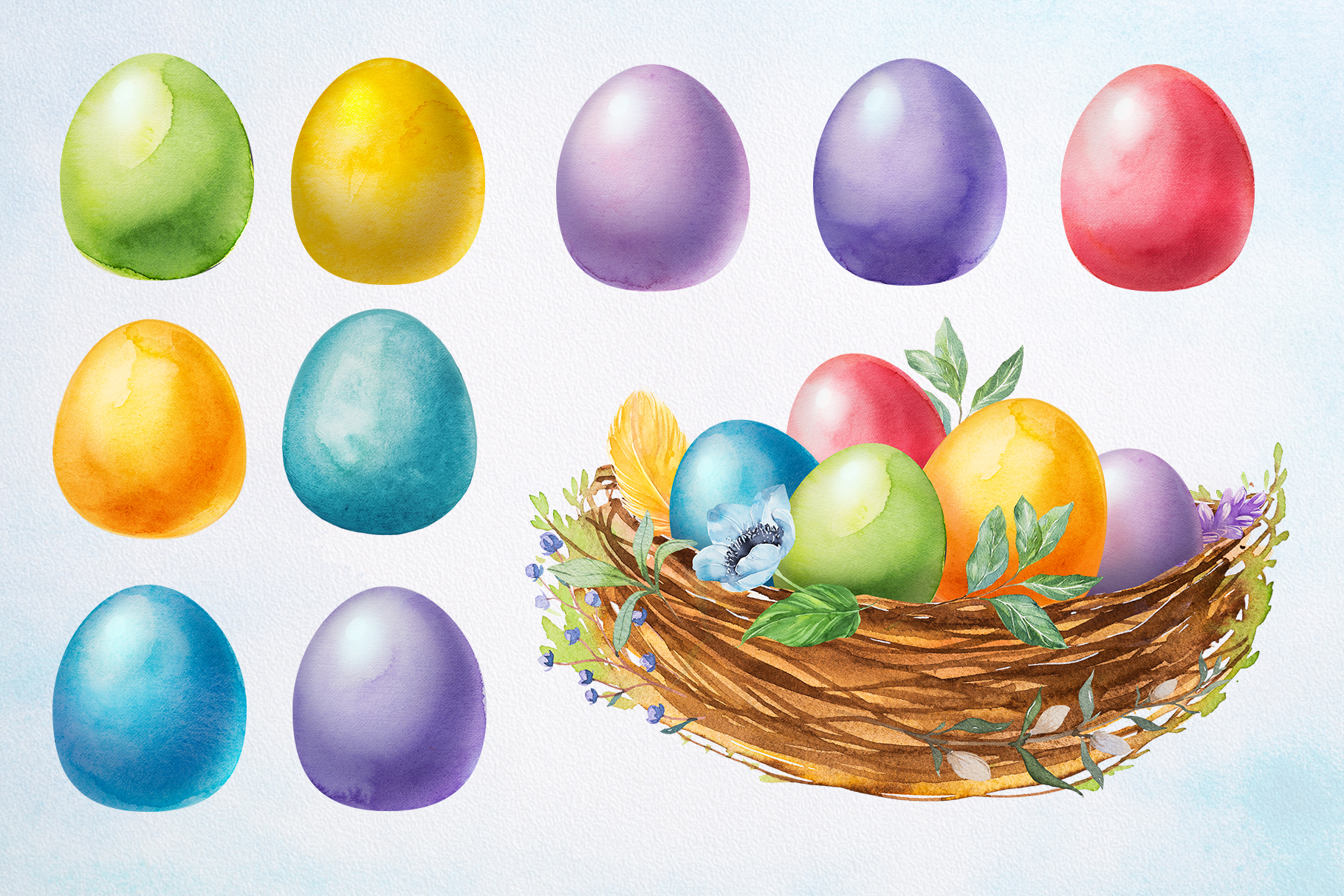 Easter Eggs example image 3
