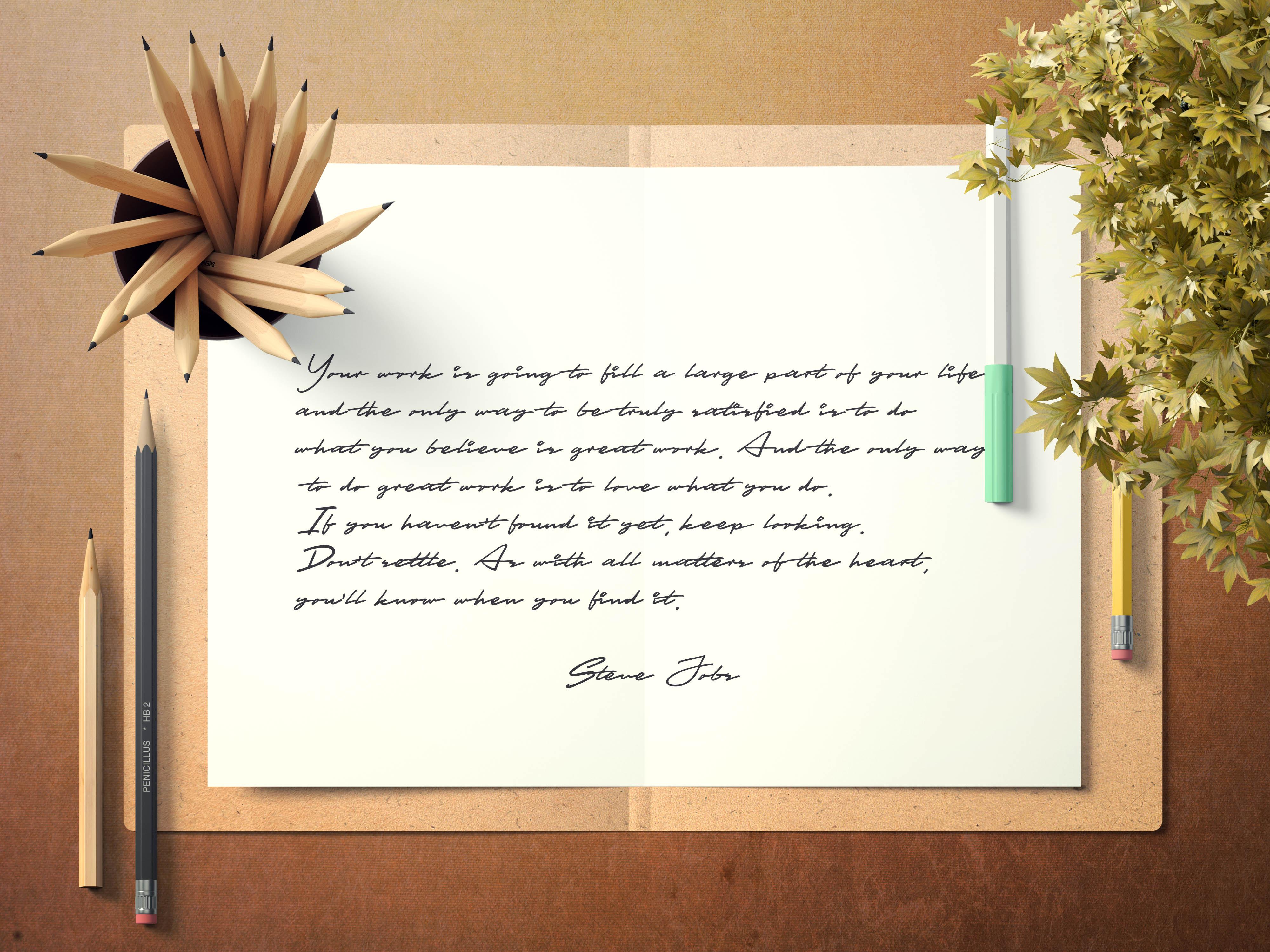Specialist Handwritten Font example image 8